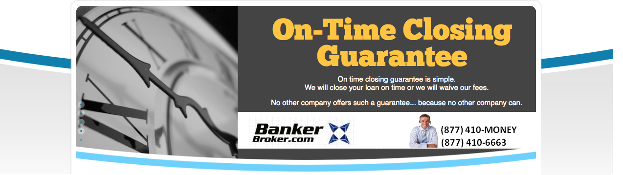 On Time Closing Guarantee
