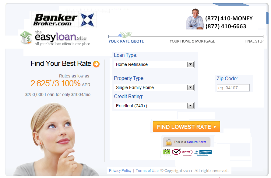 BankerBroker.com Mortgage source