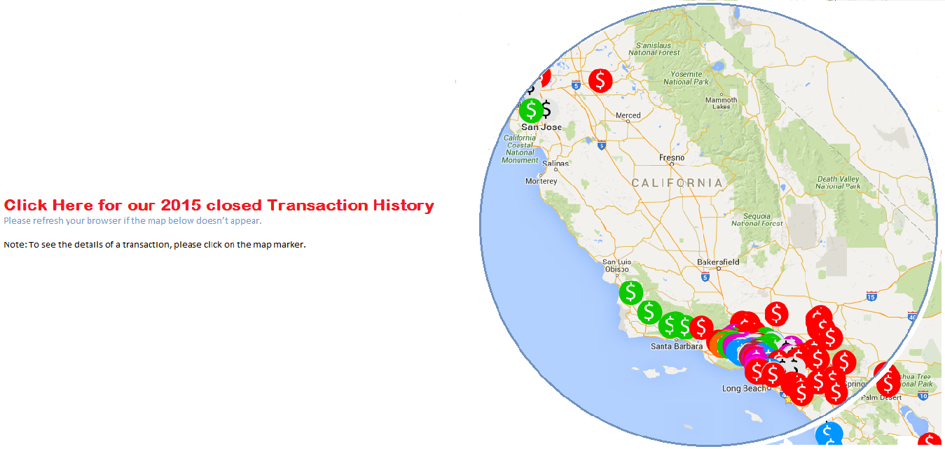 Massey`s Closed-Transaction-Map 2015