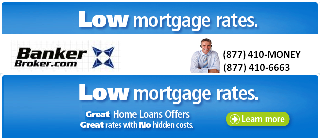 Lowest Mortgage Rates BankerBroker