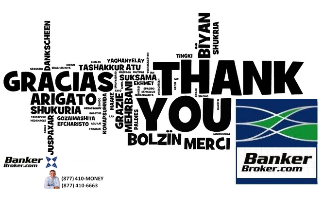 THANK YOU FROM BANKERBROKER.COM