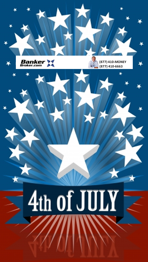 BANKERBROKER.COM HAPPY 4TH OF JULY AMERICA