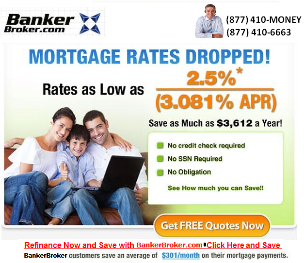 Save Money with BankerBroker.com